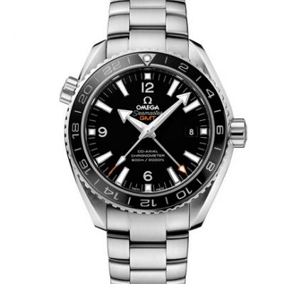 VS厂欧米茄232.30.44.22.01.001海洋宇宙GMT 43.5mm男士机械手表  复刻