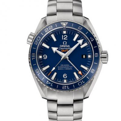 VS欧米茄232.90.44.22.03.001海洋宇宙GMT男士手表