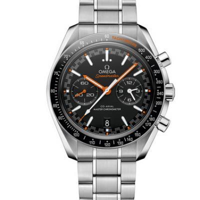 OM厂复刻欧米茄赛车计时码表 超霸系列男士机械手表 一比一复刻