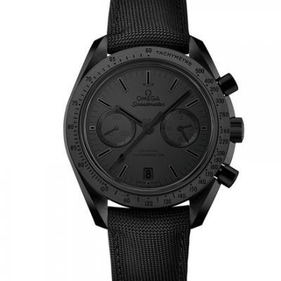 欧米茄超霸311.92.44.51.01.005系列月之暗面瑞士7750全自动机械机芯机械男士手表