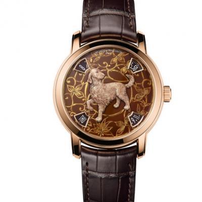VE江诗丹顿艺术大师系列86073\/000R-B256机械男士手表