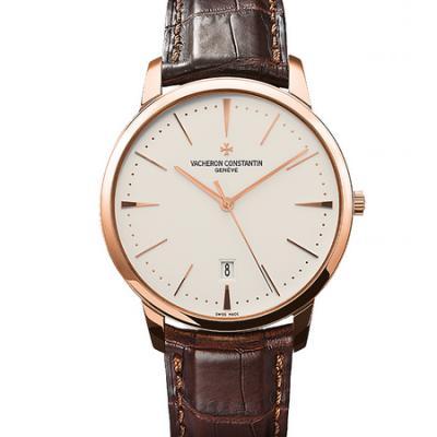 江诗丹顿传承系列85180/000R-9248机械男士手表