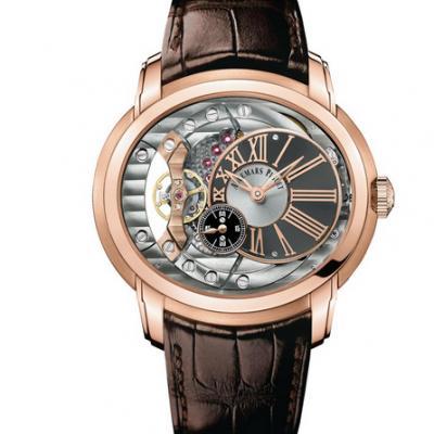 v9工厂爱彼千禧系列15350机械男士手表 重金打造全新的男士腕表