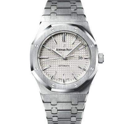 顶级复刻完美版爱彼15400机械男士手表 精品v2升级版 jf厂完美复刻