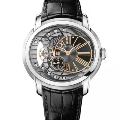 V9爱彼千禧系列15350ST.OO.D002CR.01男士机械手表 功能正品一致