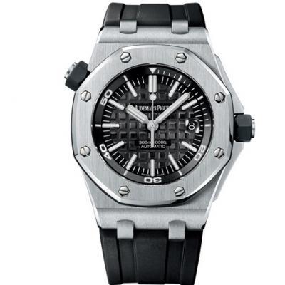 bf厂爱彼皇家橡树系列15703ST.OO.A002CA.01手表机械表男表