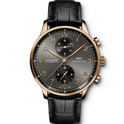 zf厂万国葡萄牙系列葡计IW371482男士机械手表 顶级复刻版本