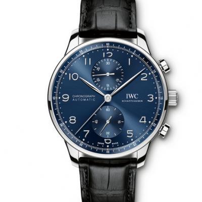 YL万国全新葡萄牙系列葡计IW371606男士机械手表  150周年版本最新复刻版本