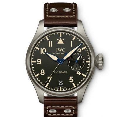 YL万国大飞IW501004男士机械手表 三点位置动能显示