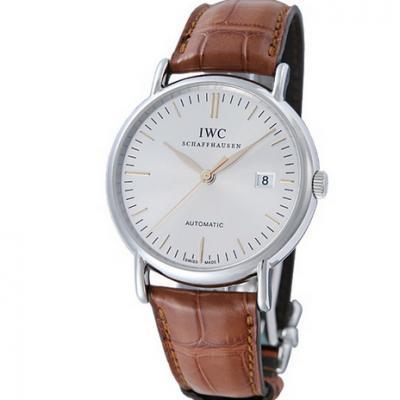 TW厂万国柏涛菲诺IW356303男士机械手表 经典商务型手表