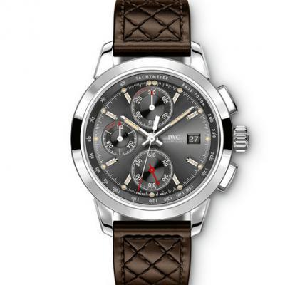 万国工程师系列W380702计时机械腕表