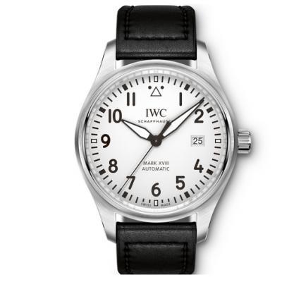 万国马克十八飞行员;自动机械机芯男士手表