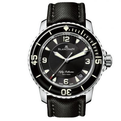 复刻宝珀五十寻系列5015-1130-52 n厂宝铂五十寻系列手表