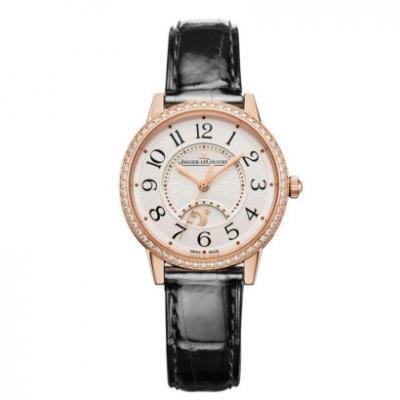 ZF积家约会系列腕表浪漫登场 修正现市面任何版本的所有不足之处 简约镶钻女腕表