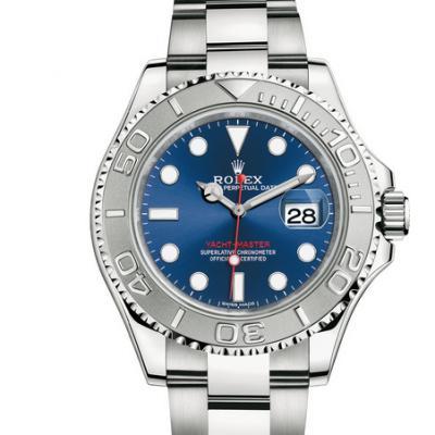 AR厂劳力士游艇名士型268622蓝盘 中性女士款新款手表