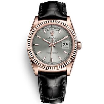 劳力士118135-l(FC)星期日历型系列男士机械手表