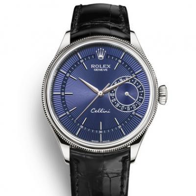 一比一复刻劳力士m50519-0013切利尼系列机械男士手表。