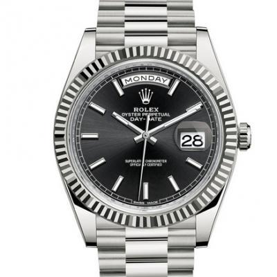 劳力士V7终极版3255机芯星期日历型系列228239-0004男士日志腕表。40毫米直径原版1比1