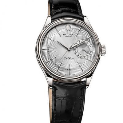 劳力士型号:50519系列切利尼机械男士手表。