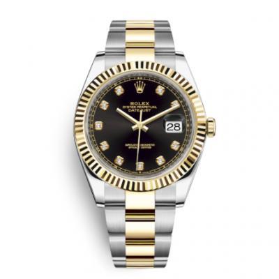 劳力士日志型II 系列126333-0005机械男士手表。