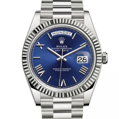 劳力士V7终极版3255机芯星期日历型系列228239男士日志腕表。
