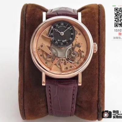 顶级复刻宝玑7057BR/R9/9W6传世系列男士机械手表