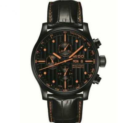 MC美度舵手系列M005.614.36.051.22计时男士机械手表
