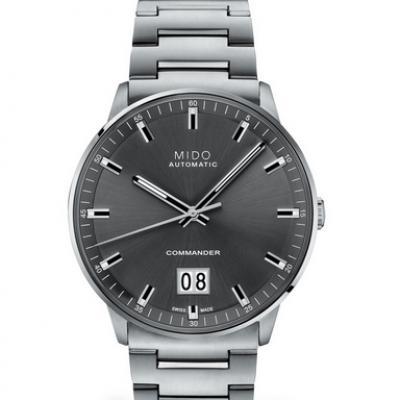 HG美度指挥官系列M021.626.11.061.00大日历男士机械手表