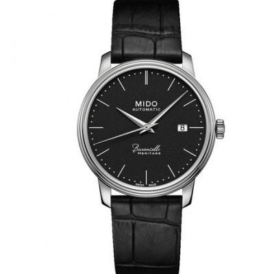 TW厂美度MIDO贝伦赛丽典藏系列M027.407.16.050.00男士皮带机械手表