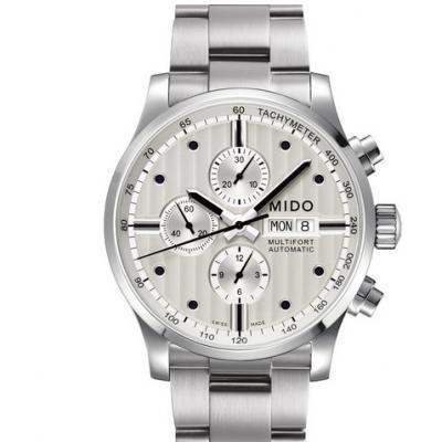 一比一精仿美度舵手系列M005.614.11.031.00男士计时机械手表
