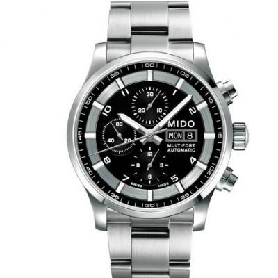 一比一精仿美度舵手系列M005.614.11.057.01计时男士机械表