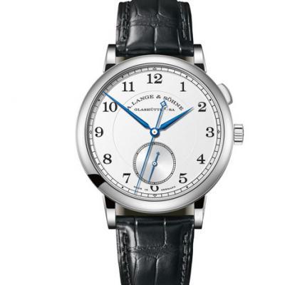 MKS朗格经典1815系列独立小秒盘男士机械手表 顶级复刻表之一