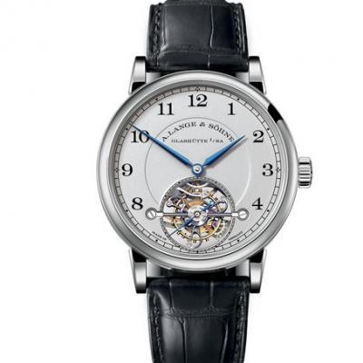 LH朗格1815系列730.025手动陀飞轮机芯 男士手表