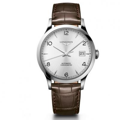 AF浪琴开创者系列L2.821.4.76.2男士机械手表  一比一复刻表