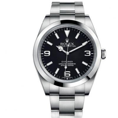 劳力士n厂v7版探险家214270-77200男士机械手表