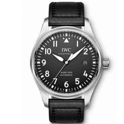 顶级FK厂手表万国IW327001飞行员马克十八系列完美副本 正品开模