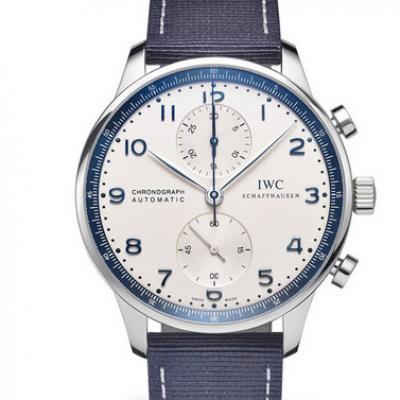 YL厂万国葡萄牙计时葡计宝齐莱限定款,自动机械计时男士腕表,织布带