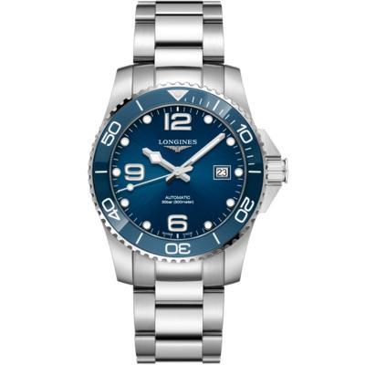 ZF浪琴康卡斯L3.781.4.96.6男士机械手表