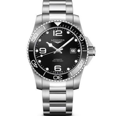ZF浪琴康卡斯L3.777.4.58.6 男士机械手表