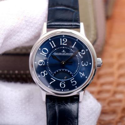 MG厂积家约会系列腕表,女士自动机械腕表(蓝盘)