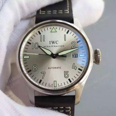 万国马克16小飞版本搭载2892机芯 正装简约男士手表