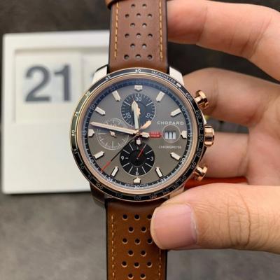 V7肖邦chopard赛车系列全自动机械计时码表7750运动手表