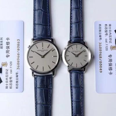 TW工厂 市场最高V3版本 原版复刻 江诗丹顿PATRIMONY传承系列~情侣腕表🔥