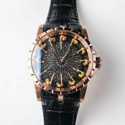 顶级复刻罗杰杜彼RDDBEX0511男士机械手表 顶级一比一复刻表