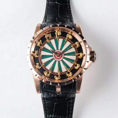 顶级复刻罗杰杜彼RDDBEX0398男士机械手表 顶级一比一复刻