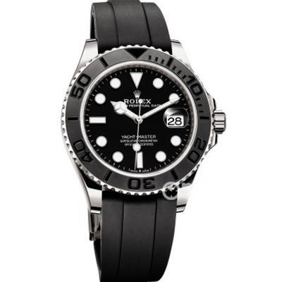 WF新款劳力士ROLEX游艇名仕型系列m226659-0002新款男士机械胶带手表