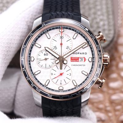 V7厂萧邦赛车系列168571计时机械手表