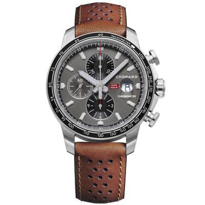V7萧邦赛车系列168571-3004计时功能自动机械男士手表