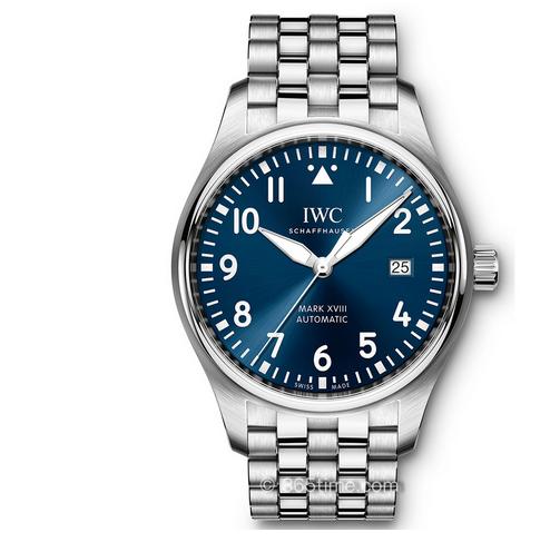 V7厂终极版本马克十八钢带款 蓝盘 男士自动机械腕表
