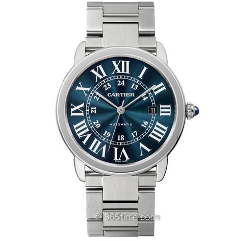 AF厂复刻卡地伦敦男表系列WSRN0023钢带机械腕表